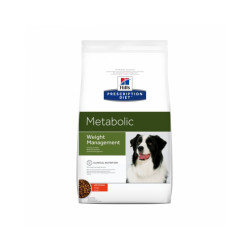 Croquettes Hill's Prescription Diet Canine Metabolic