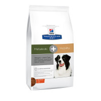Croquettes Hill's Prescription Diet Canine Metabolic & Mobility
