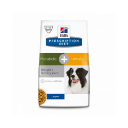 Croquettes Hill's Prescription Diet Canine Metabolic + Urinary