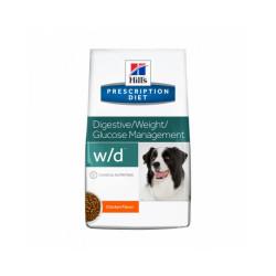 Croquettes Hill's Prescription Diet Canine W/D