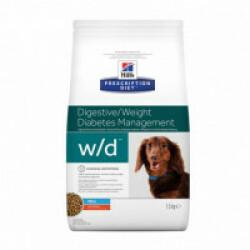 Croquettes Hill's Prescription Diet Canine W/D Mini