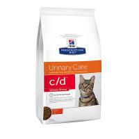 Croquettes Hill's Prescription Diet Feline C/D Urinary Stress