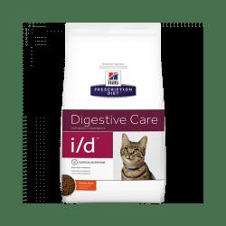 Croquettes Hill's Prescription Diet Feline I/D Sac 1,5 kg