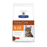 Croquettes Hill's Prescription Diet Feline K/D