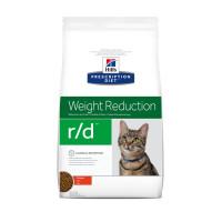 Croquettes Hill's Prescription Diet Feline R/D