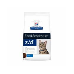 Croquettes Hill's Prescription Diet Feline Z/D Food Sensitivities