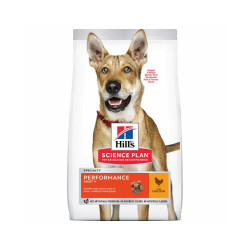 Croquettes Hill's Science Plan Canine Adult Performance Sac 12 kg