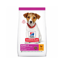 Croquettes Hill's Science Plan Canine Puppy Small Mini Poulet