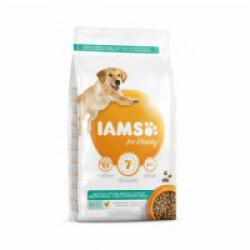 Croquettes IAMS for Vitality Light pour chien stérilisé Petite et Moyenne race - Sac 12 kg