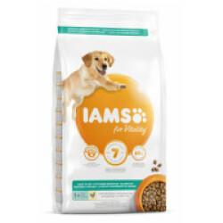 Croquettes IAMS Vitality Light pour chien stérilisé Petite et Moyenne race - Sac 12 kg