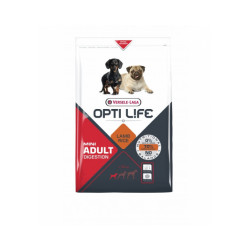 Croquettes Opti Life Digestion pour chien adulte petite taille