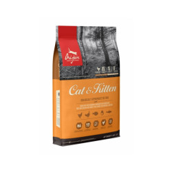 Croquettes Orijen Cat & Kitten pour chat