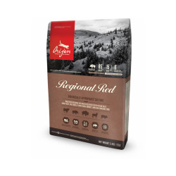Croquettes Orijen Regional Red Cat pour chat