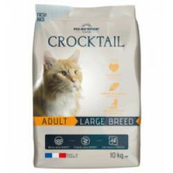 Croquettes pour chat adulte de grande race Large Breed Crocktail Flatazor Pro-Nutrition Sac 10 kg