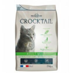 Croquettes pour chat adulte légumes et volaille Crocktail Adult Mini Flatazor Pro-Nutrition Sac 2 kg