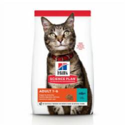 Croquettes pour chat adulte Optimal Care Hill's Science Plan Thon Sac 1,5 kg