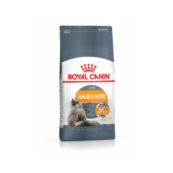 Croquettes pour chat adulte Hair et Skin 33 Royal Canin Sac 2 kg