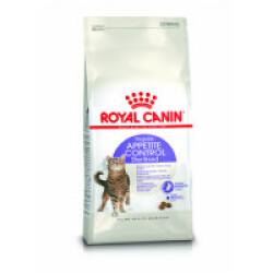 Croquettes pour chat adulte stérilisé Appetite Control Royal Canin Sac 2 kg