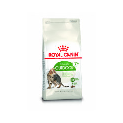 Croquettes pour chat d'extérieur +7 ans Royal Canin Sac 4 kg