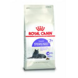Croquettes chat adulte stérilisé +7 ans Royal Canin Sac 1,5 kg