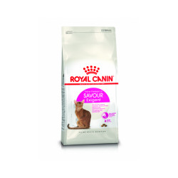 Croquettes chat Royal Canin Exigent Savour Sensation sac 2 kg