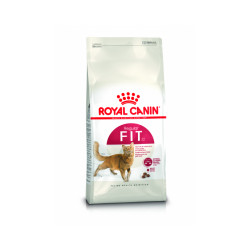 Croquettes Royal Canin pour chat Fit 32 sac 4 kg