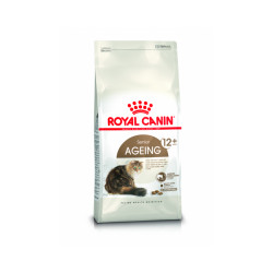 Croquettes pour chat senior Royal Canin Ageing 12+ sac 2 kg