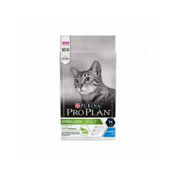 Croquettes pour chat stérilisé Pro Plan Adulte Sterilised lapin sac 1,5 kg