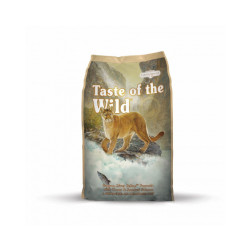 Croquettes pour chat Taste of the Wild Canyon River Feline Sac 2 kg