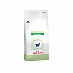 Croquettes Royal Canin Veterinary Care Pediatric Weaning pour chats Sac 2 kg