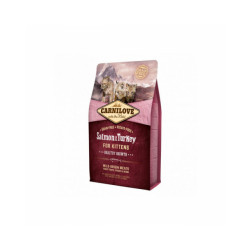 Croquettes pour chaton Carnilove healthy growth Saumon & Dinde Sac 2 kg
