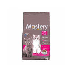 Croquettes pour chaton Mastery sac 8 kg