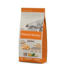 Croquettes pour chaton Nature's Variety No Grain True Instinct Kitten - Sac de 7 kg