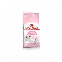 Croquettes Royal Canin Babycat 34 pour chaton sac 2 kg