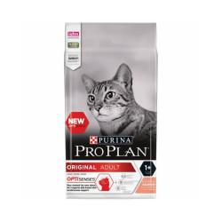 Croquettes pour chats Pro Plan Adulte Saumon et Riz