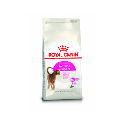 Croquettes pour chats Royal Canin Aroma Exigent Sac 2 kg
