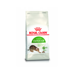 Croquettes pour chats Royal Canin Outdoor Sac 2 kg