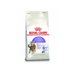 Croquettes pour chats Royal Canin Sterilised Appetite Control