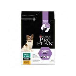 Croquettes pour chien adulte 9+ ans petite race Pro Plan Opti Age Sac 3 kg