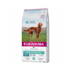 Croquettes pour chien adulte digestion sensible Eukanuba Daily Care Sac 12 kg