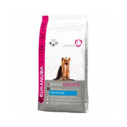 Croquettes pour chien adulte Eukanuba Yorkshire Sac 2 kg