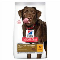 Croquettes pour chien adulte grandes races Hill's Science Plan Healthy Mobility Sac 14 kg