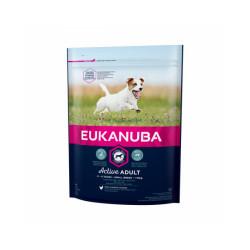 Croquettes pour chien adulte petites races Eukanuba Sac 1 kg
