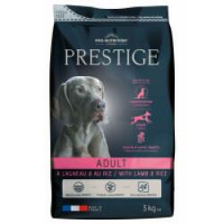 Croquettes pour chien adulte Prestige Flatazor Pro Nutrition agneau et riz Sac 3 kg