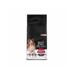 Croquettes pour chien adulte race moyenne Pro Plan Sensitive Skin OptiDerma Sac 3 kg