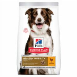 Croquettes pour chien adulte races moyennes Hill's Science Plan Healthy Mobility Sac 14 kg