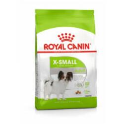Croquettes pour chien adulte de très petite race Royal Canin XSmall Sac 1,5 kg