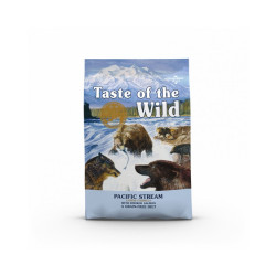 Croquettes pour chien adulte sensible Taste of The Wild Pacific Stream