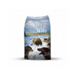 Croquettes pour chien adulte sensible Taste of The Wild Pacific Stream Sac 13 kg