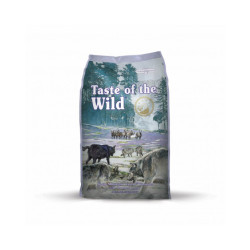 Croquettes pour chien adulte Taste of the Wild Sierra Mountain Sac 13 kg